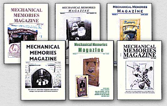 Mechanical Memories Magazines