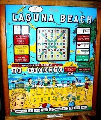 Bally Bingo Pinball Simulators • FORUM