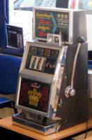 SEGA Imperial Arcade machine